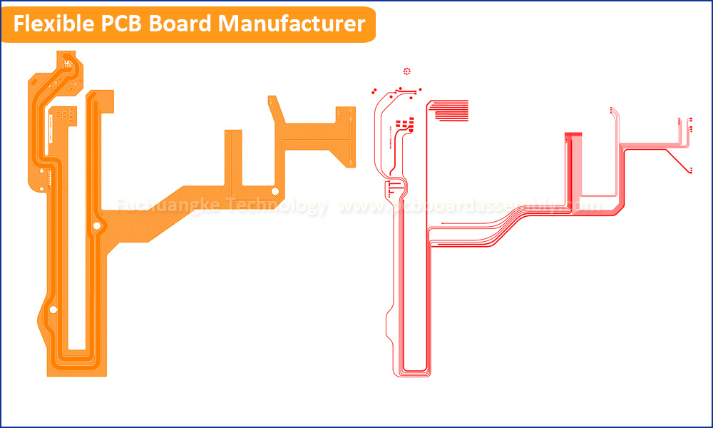 Global Leading Flexible PCB board Manufacturers