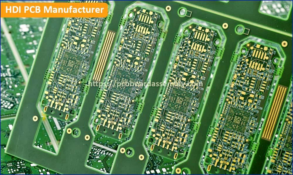 Quick-turn HDI PCB Manufacturer   1+n+1, 2+n+2, 3+n+3   Get