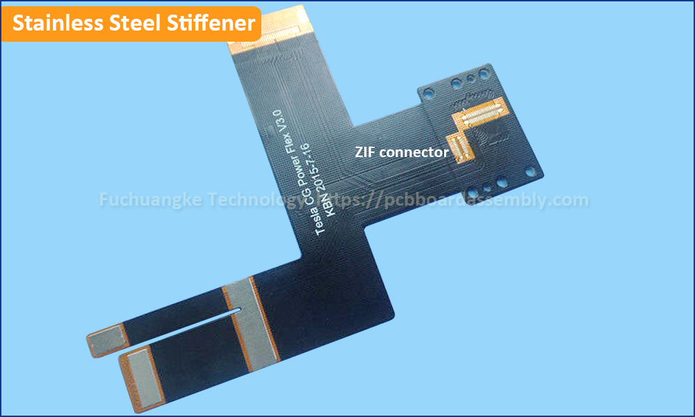 Flexible Printed Circuit Board Stiffeners